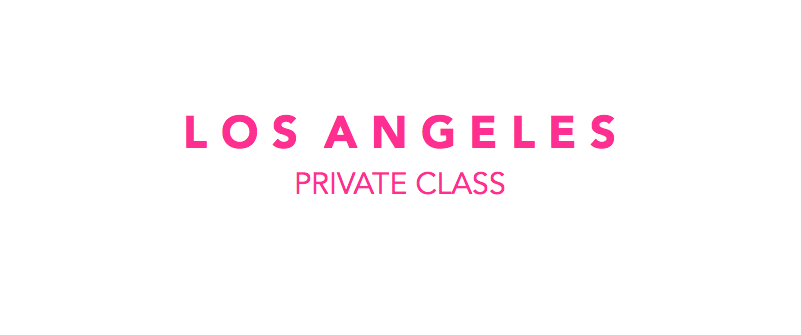 Image of Los Angeles PRIVATE CLASS