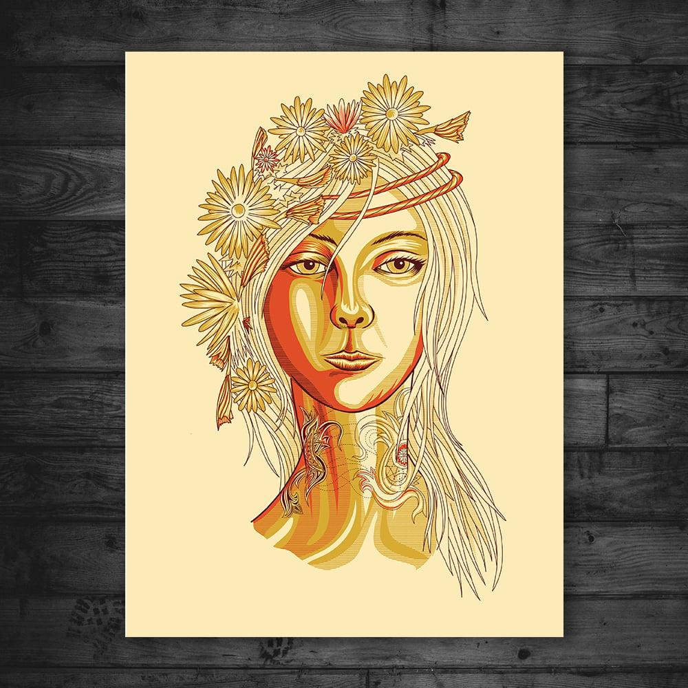 "Image of Solstice 18"" x 24"" Print"