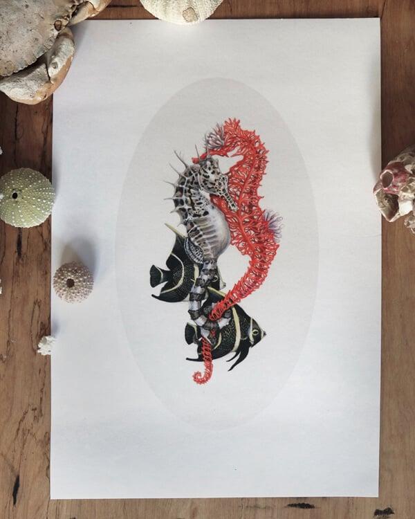 Image of Entangled Limited  Print