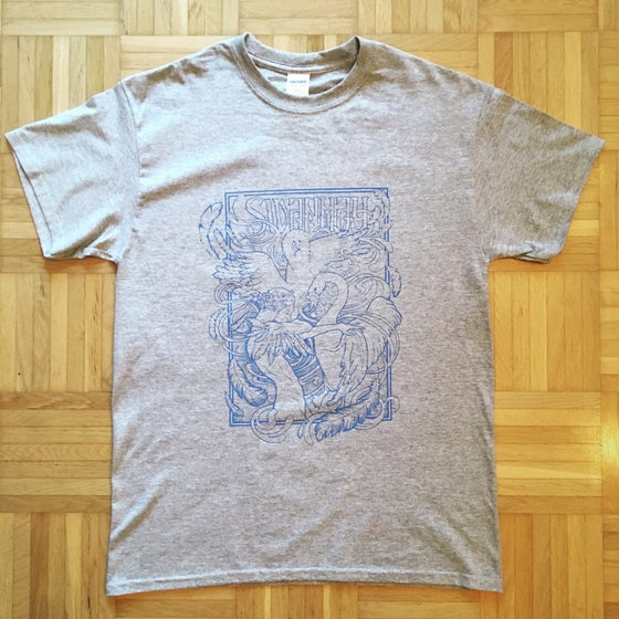 Image of Swanmay T-Shirt Blue