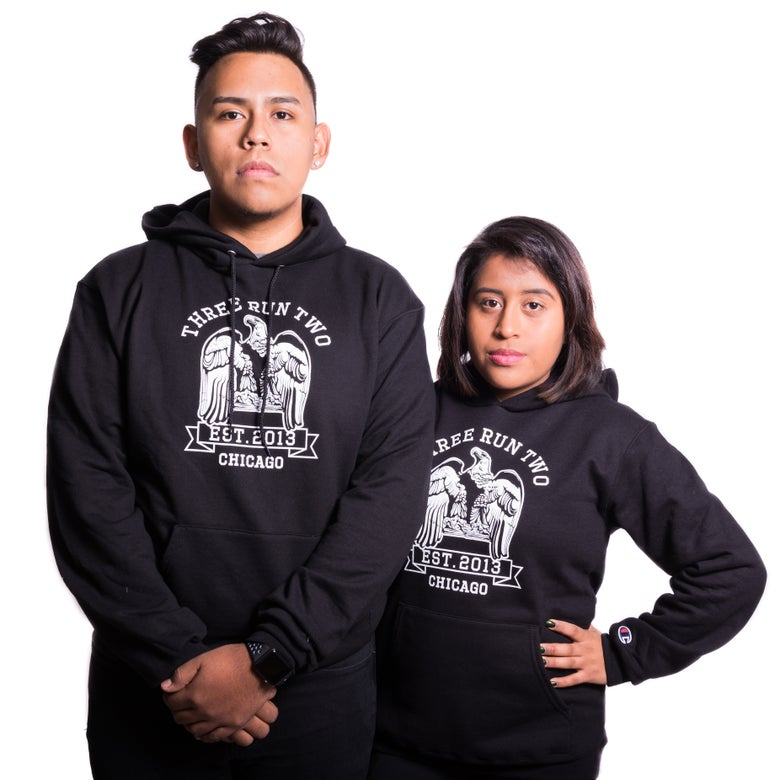 Image of Unisex Hooded Sweatshirt