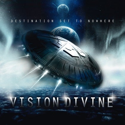 Image of VISION DIVINE - Destination Set To Nowhere - Edition CD Jewelcase