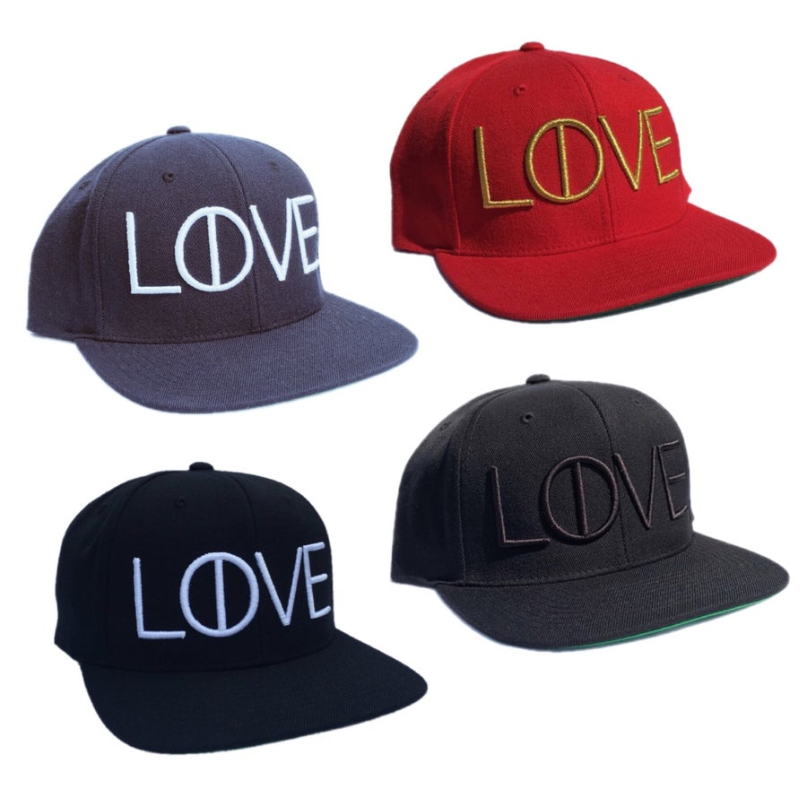 Image of The Live and Love Snapback