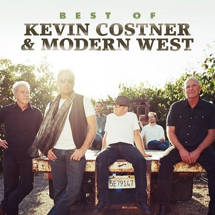 Image of KEVIN COSTNER & MODERN WEST - Best Of Edition - CD Jewelcase