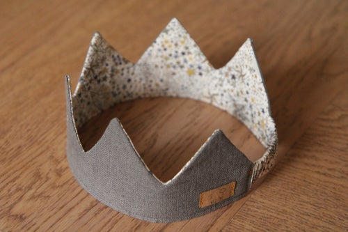 Image of Couronne ANTHRACITE