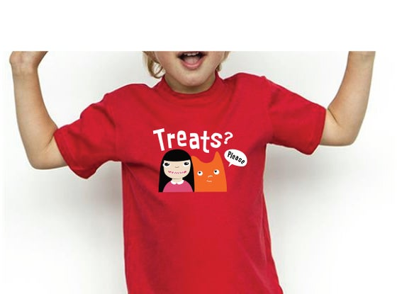 Image of Treats - Tee Shirt