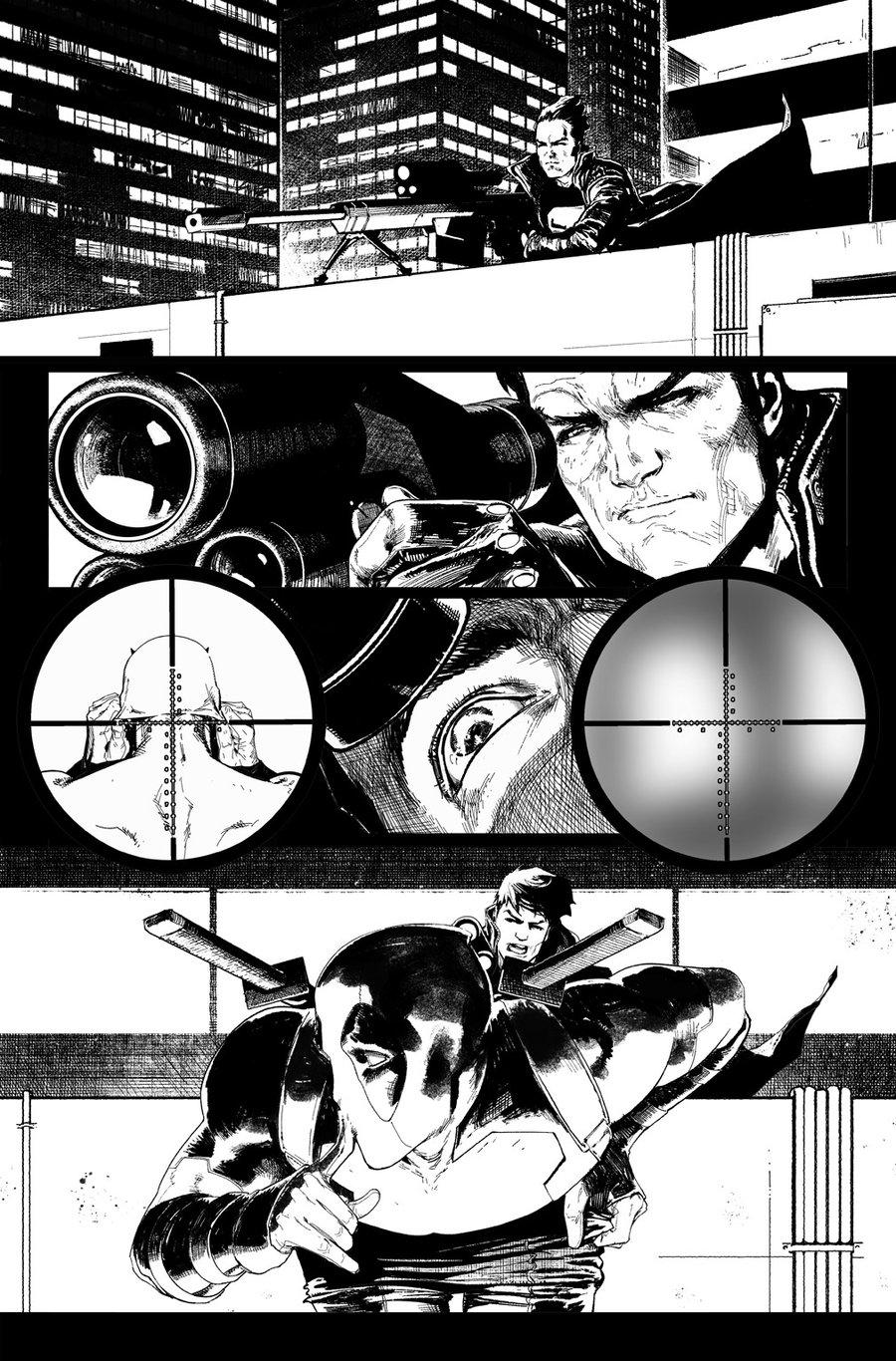 Image of DEFENDERS #7 p.21 ARTIST'S PROOF