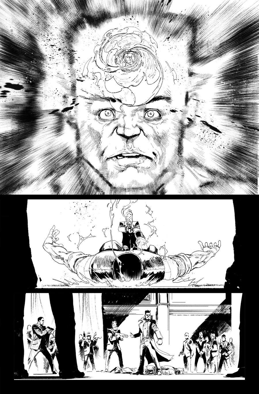 Image of DEFENDERS #7 p.15 ARTIST'S PROOF
