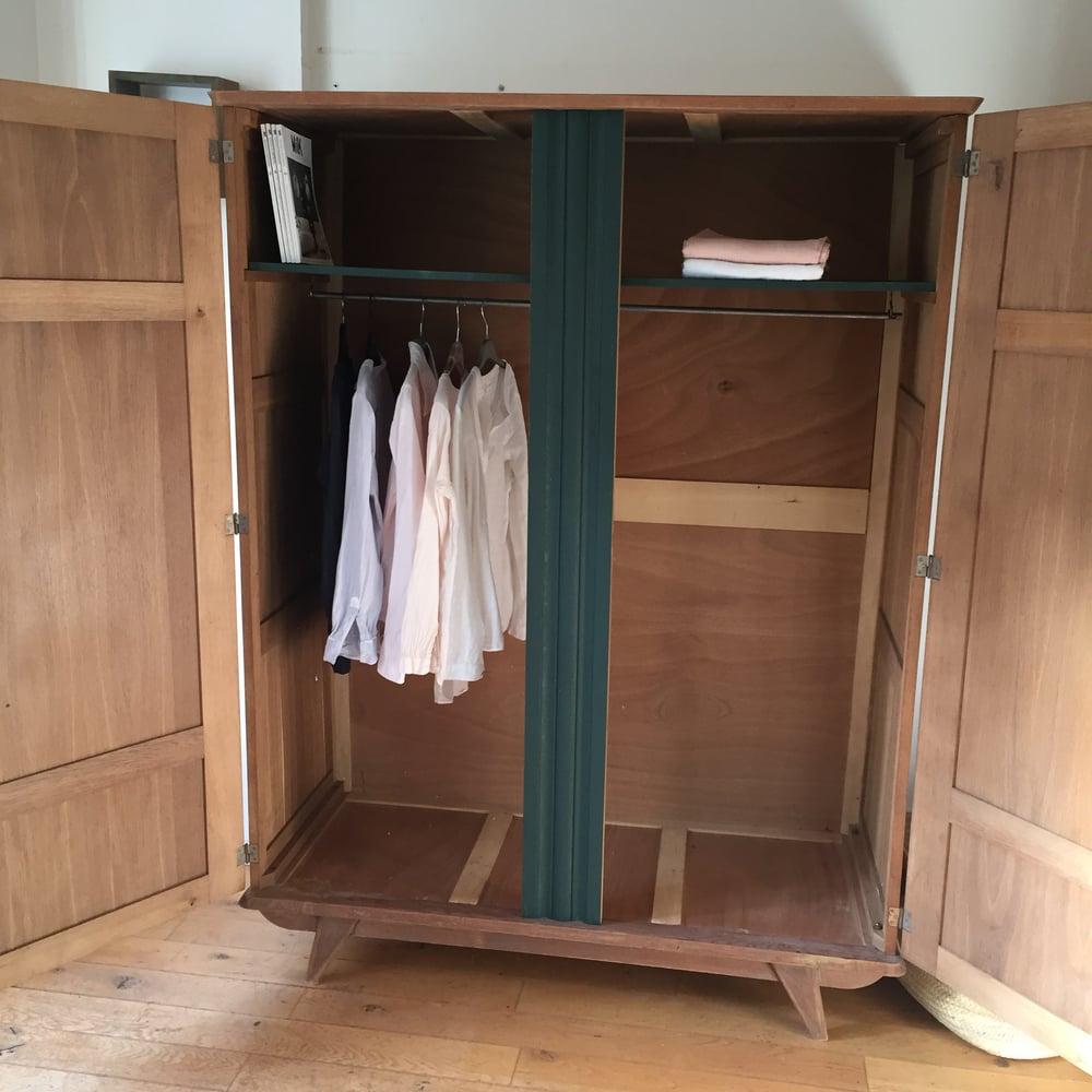 Image of Berthe, l'armoire vintage