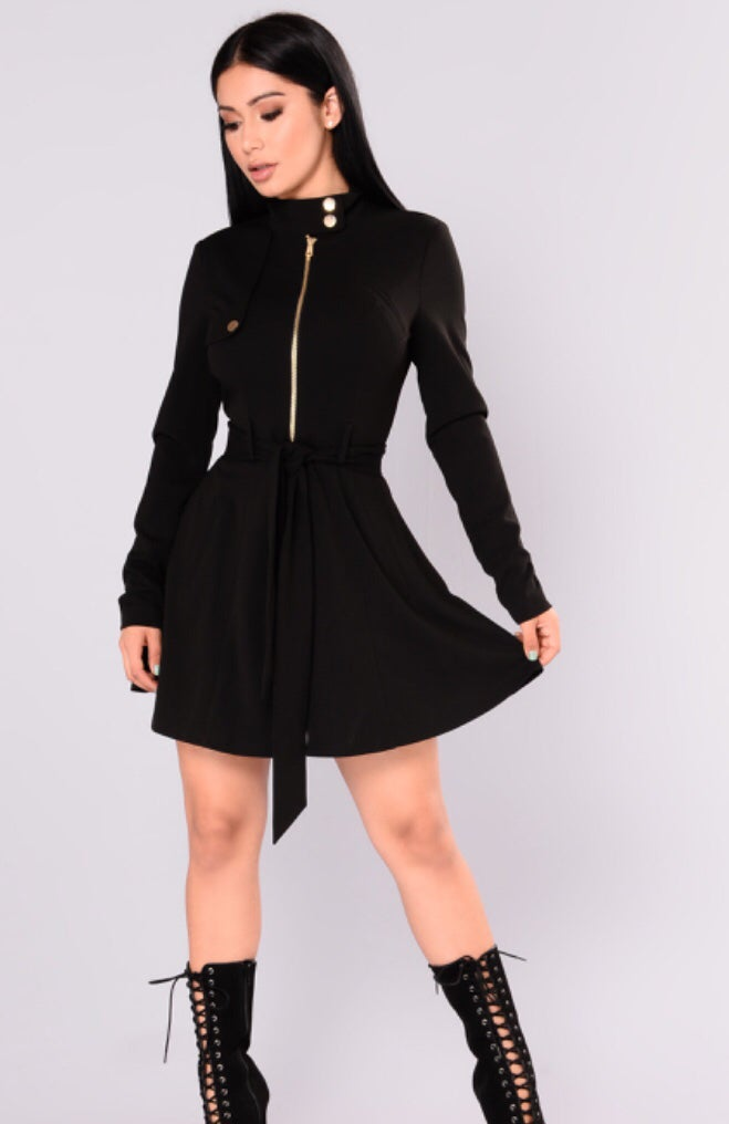 Fine and Fancy Collar Jacket