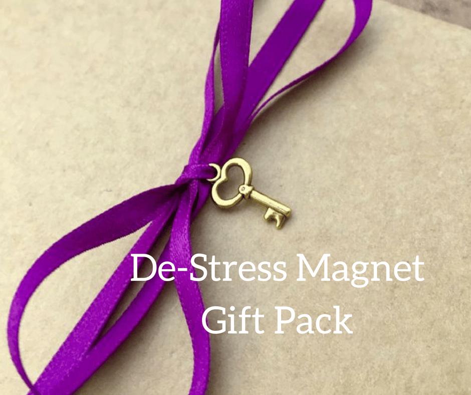 Image of De-stress Magnet Gift Pack