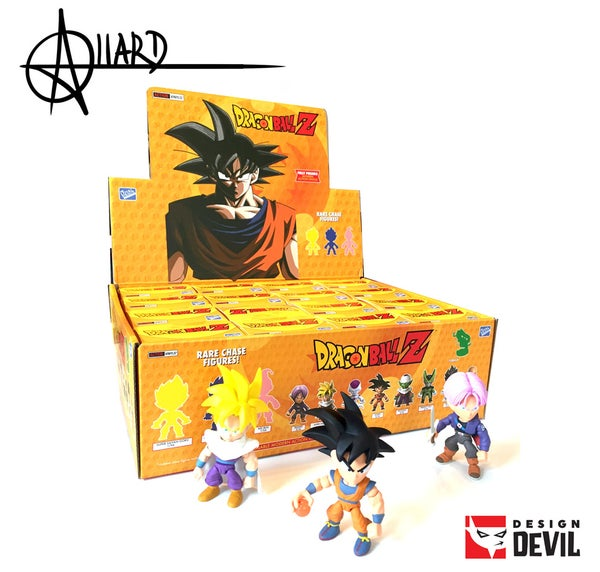 Image of Dragonball Z Blind Box - Autographed