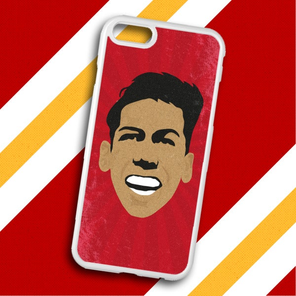 Image of Roberto Firmino's teeth phone case