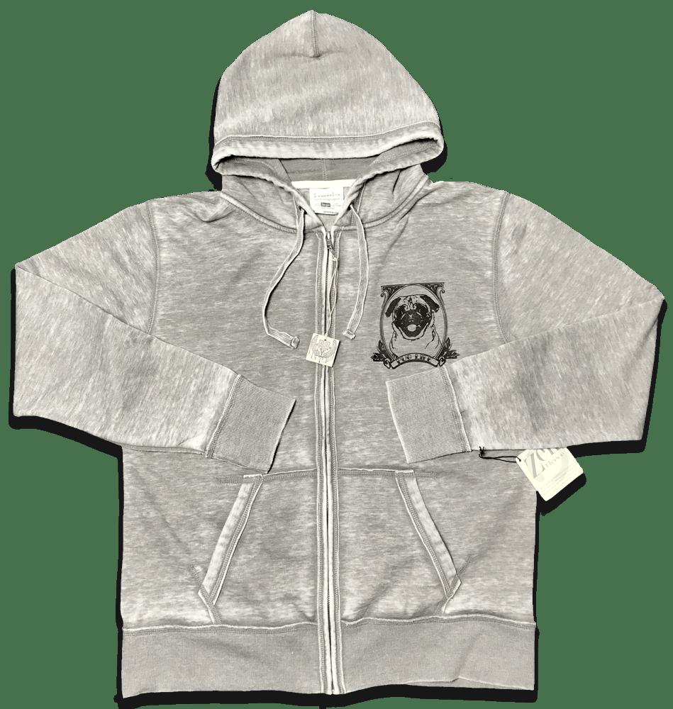 Image of Pug Life hoodie