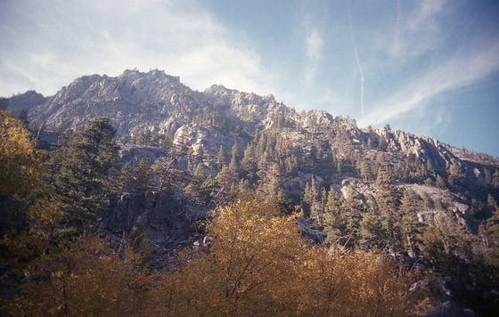 Image of Tahoe 5x7 print