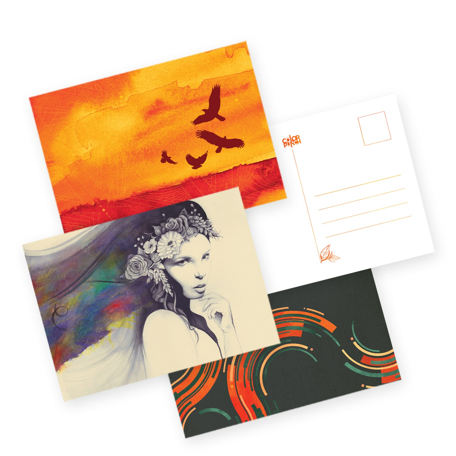 Image of Postcard Series