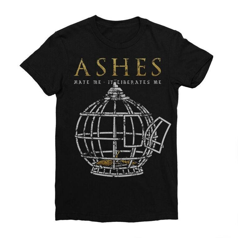 Image of ASHES Newborn Soul Tee