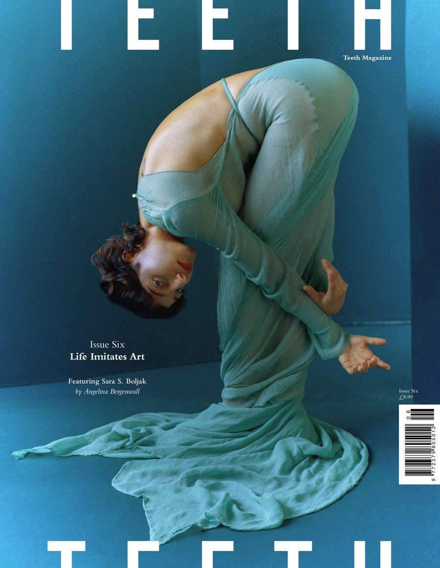 Image of Life Imitates Art Issue (Sara Boljak Cover)