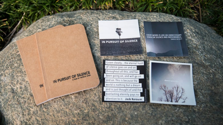 Image of Silence Kit