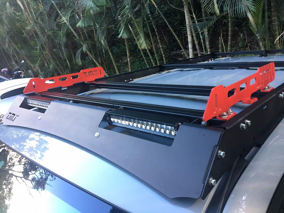 Image of TMT Skyline Full Roof Rack (NO DRILL)