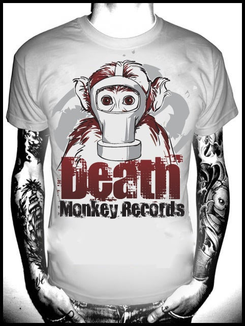 Image of Death Monkey Tees