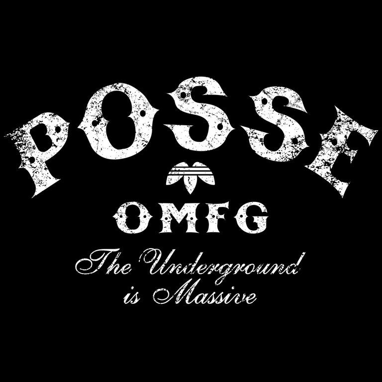 Image of POSSE OMFG - Tees & Zip Hoodies