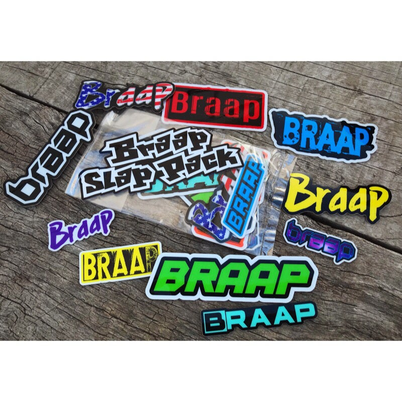 Image of Braap Slap Pack