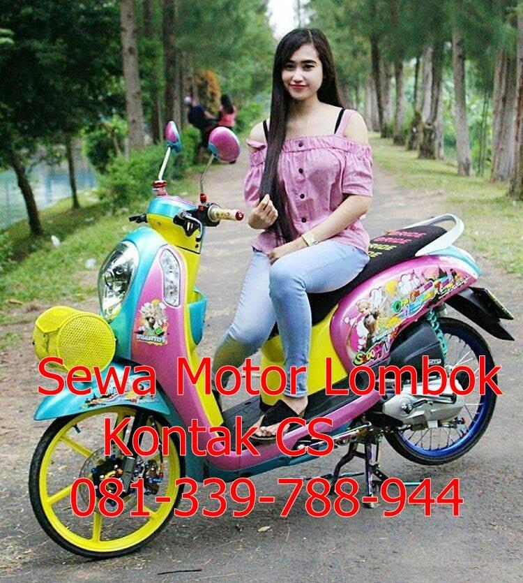 Image of Rental Sewa Motor Lombok Utara 081-339-788-944