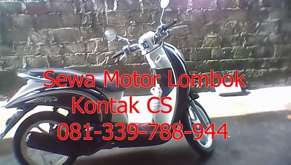 Image of Tempat Sewa Motor Di Mataram Lombok 081-339-788-944