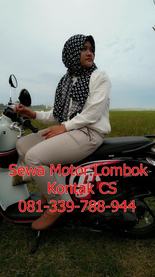 Image of Pesan Sewa Motor Di Lombok Murah 081-339-788-944