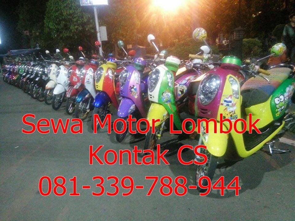 Image of Pesan Penyewaan Motor Di Lombok Dekat Bandara