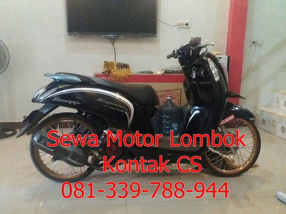 Image of 081-339-788-944 Tempat Sewa Motor Bulanan Di Lombok