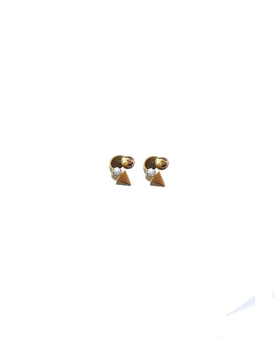 Image of Microdot#3 diamond 14kt
