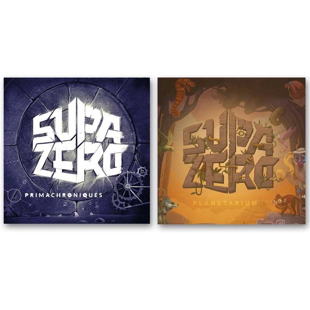 Image of Album Supazero (au choix)