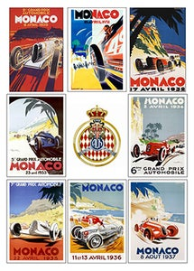 Image of MONACO GRAND PRIX - 1930s