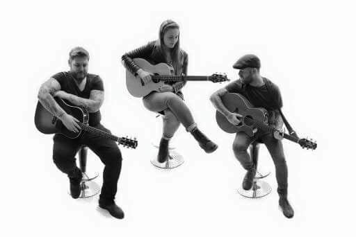 Image of The Harrison - London - Songwriter Circle 27th Jan Mick Hargan Katee Kross Panic Anchor