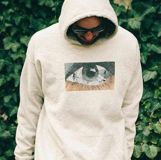 Image of SIGHT-SURF HOODIE