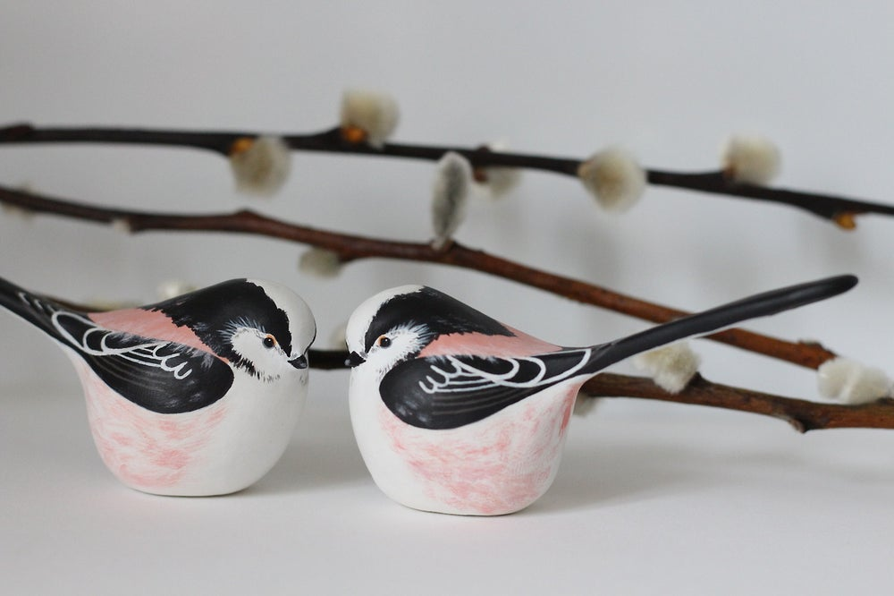 Image of Wedding Cake Topper Birds