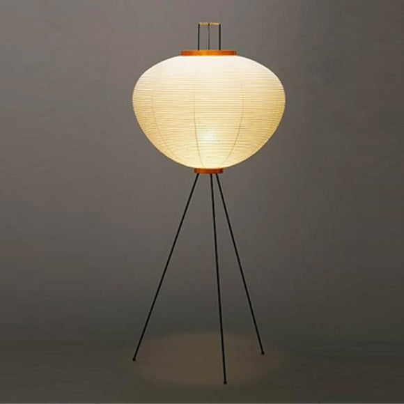 Isamu noguchi light sculpture akari 10a floor lamp super normal image of isamu noguchi light sculpture akari 10a floor lamp audiocablefo