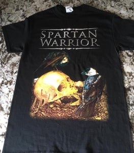 Image of Spartan Warrior 1984 Tshirt
