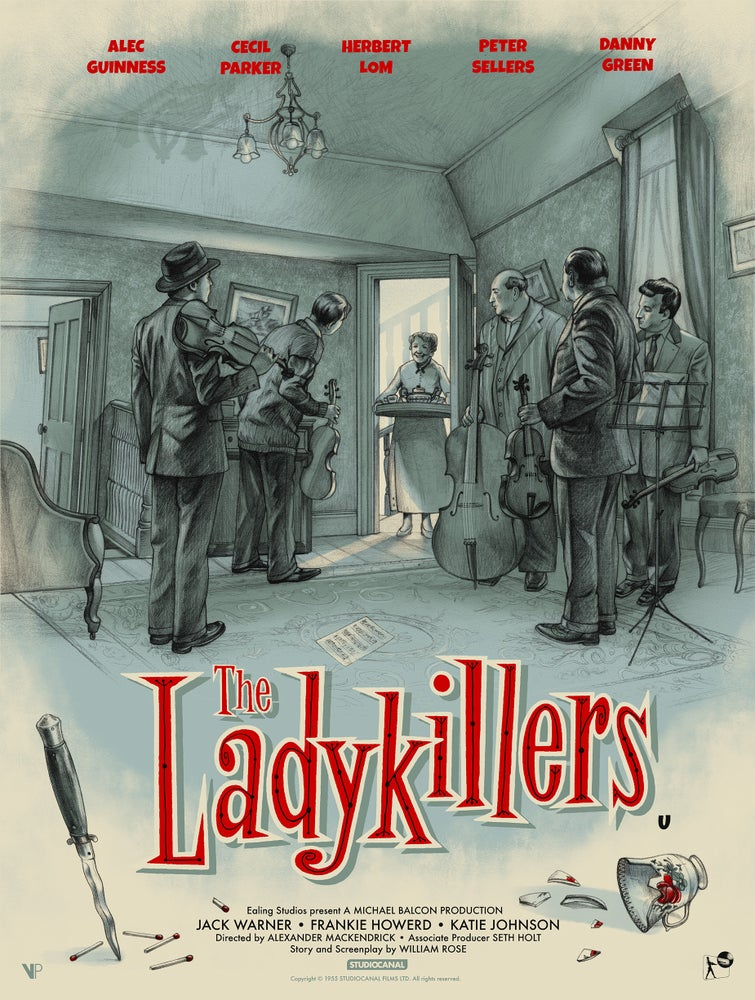 Image of The Ladykillers