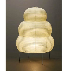 Image of Isamu Noguchi Light Sculpture AKARI 25N Floor lamp