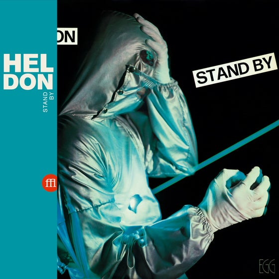 Image of HELDON - Stand By (FFL036 - Sea Blue Vinyl)
