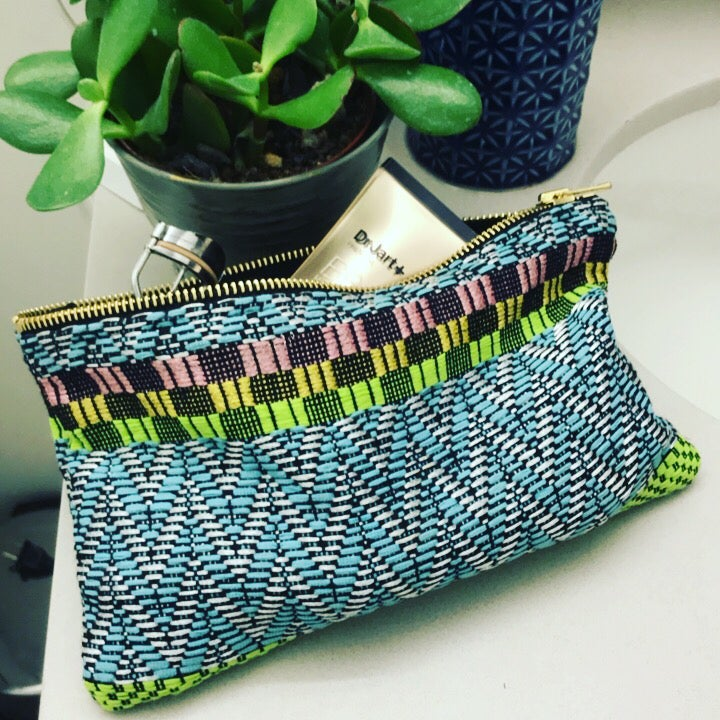 Image of Cosmetic Zip Pouch