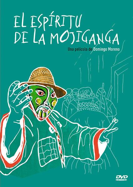 Image of DVD. EL ESPÍRITU DE LA MOJIGANGA