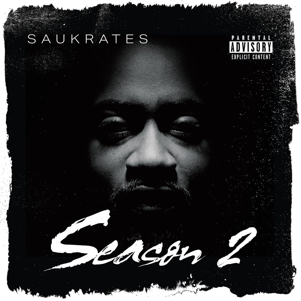 Image of Saukrates - Season 2 (CD)