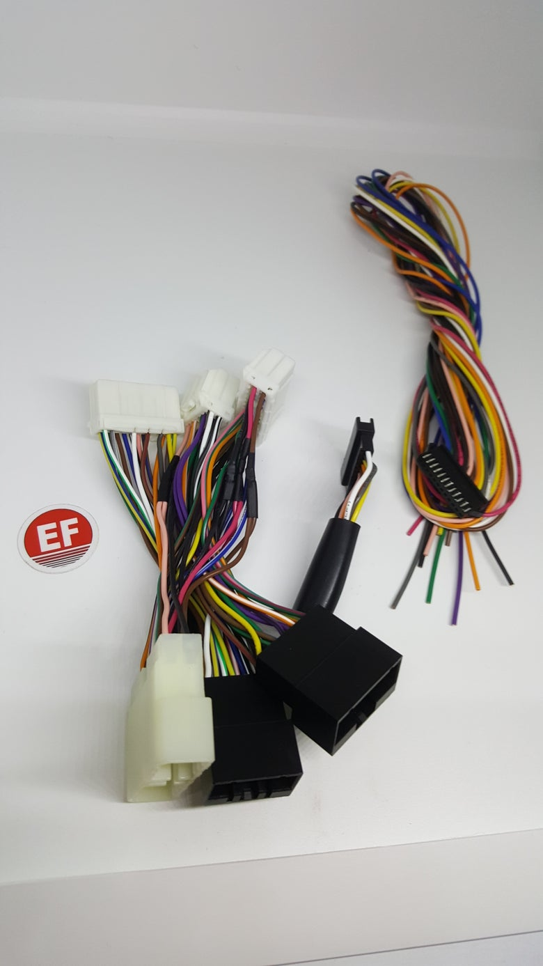 Image of OBD0 to OBD1 ECU Jumper Harness Plug n Play DPFI to MPFI
