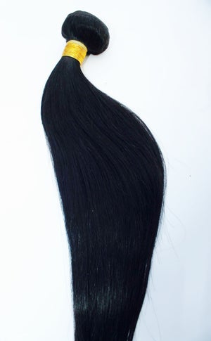 Image of Peruvian Virgin Straight 24""