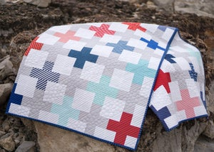 Positive Direction Quilt Pattern - ON SALE!