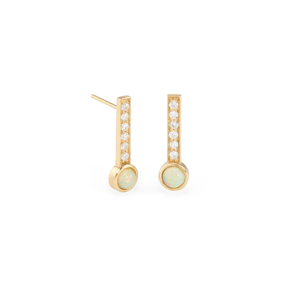 Image of Opal Hayworth Earrings